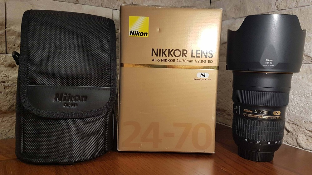 Продам Nikon D800E body + AF-S Nikkor 24—70 mm f/2. 8G ED + 3 фильтра