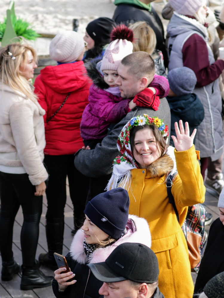 Масляна в Одесі