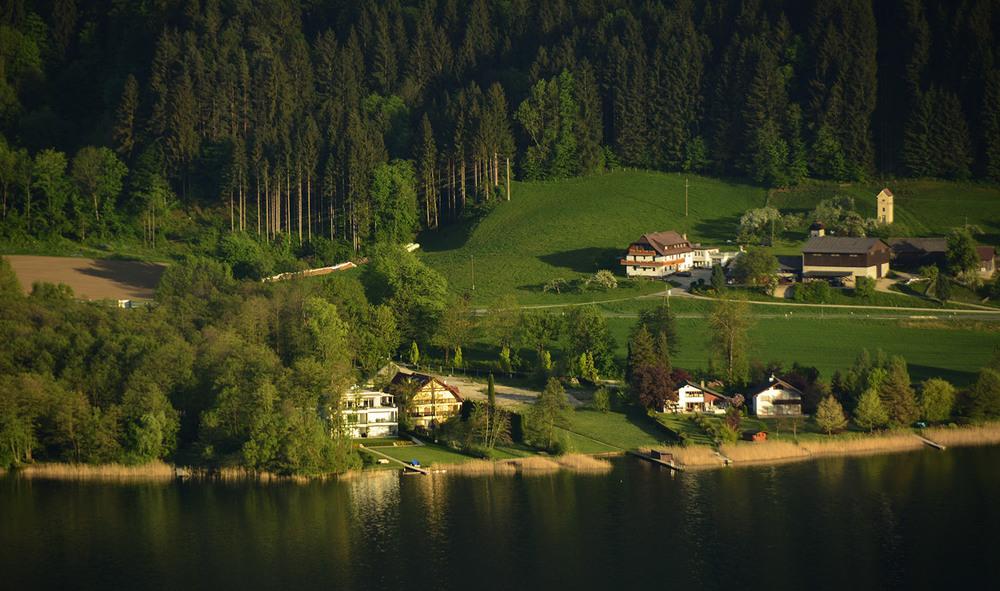 Озерная Австрия - тишь да гладь... вообщем благодать! Автор: Дмитрий Колисниченко