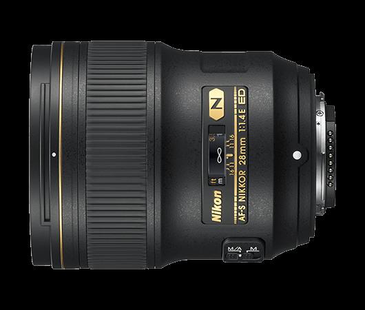 Продам AF-S NIKKOR 28mm f/1. 4E ED