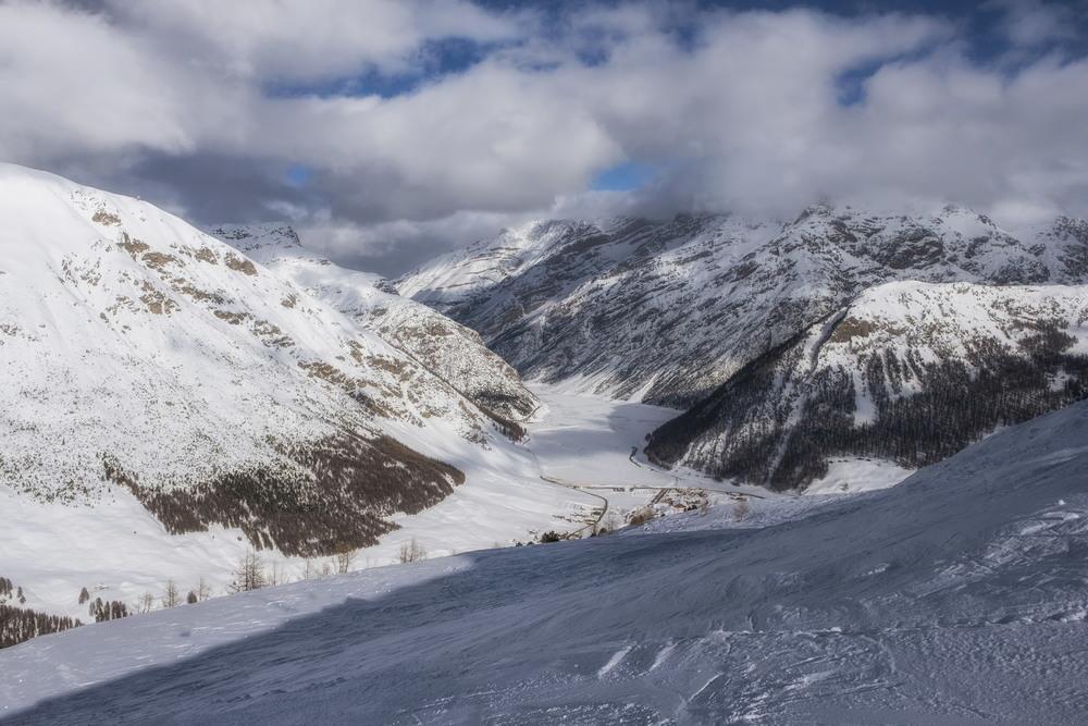 Зима в Ливиньо Автор: Сергей Вовк