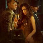 Серия фото работ к Хэллоуин по тематики «Мастер и Маргарита»