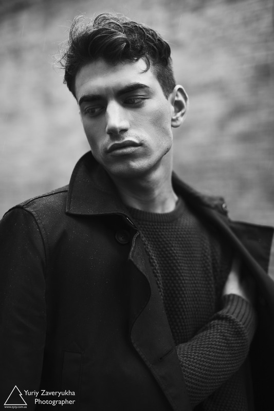 Model: Nico Haag | Photographer Yuriy Zaveryukha | Stylist: Pablo Roberto | HMUA: Kasey Surges | For Chosen Model Management | Blezard PIX INC | www.zyzy.com.ua