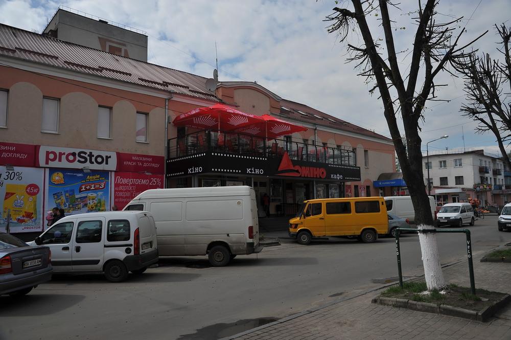 Перша фото-виставка Сергія Кундаса