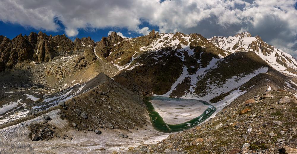живое озеро... Автор: Эстелла