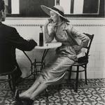 1 «Кафе в Лиме». Модель Джин Пэтчетт. 1949 год.