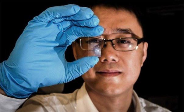 Графеновый фотосенсор в1000 раз чувствительнее ксвету, чем КМОП иПЗС
