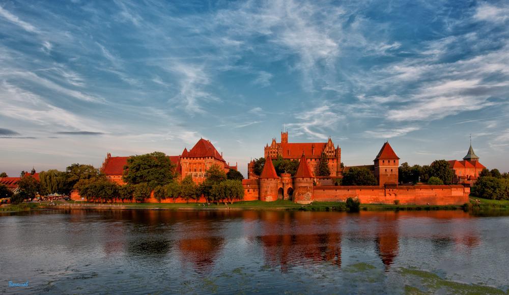 Мальборкський замок Автор: В'ячеслав