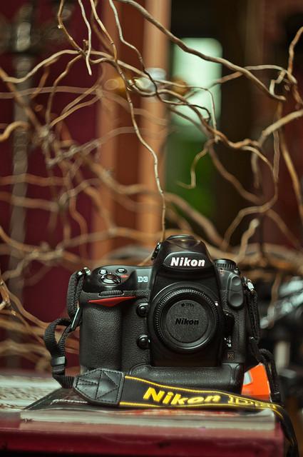 Продам NikonD3