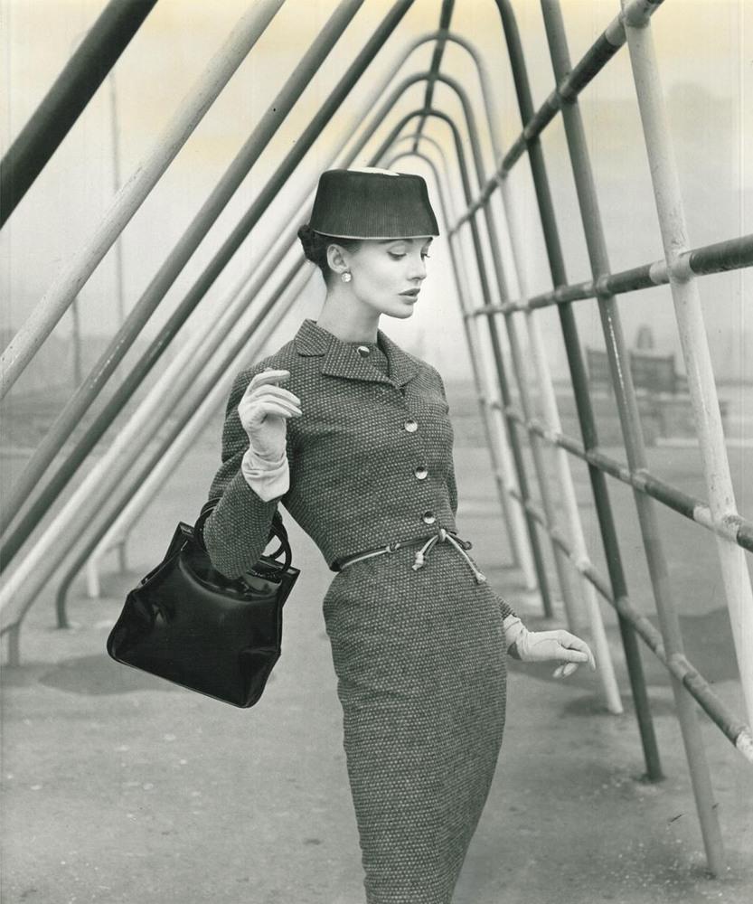 Норман Паркинсон и британская fashion-фотография