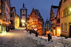 1 Ротенбург-на-Таубере, Германия. Источник: fotocommunity.
