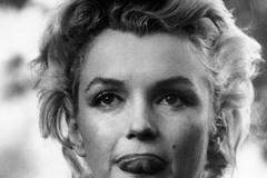 1 Marilyn Monroe.