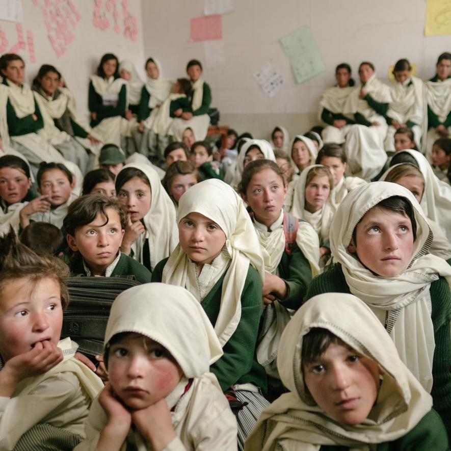 37 Автор: Матье Палей. Образование – краеугольный камень исмаилитской культуры, особенно для девочек.