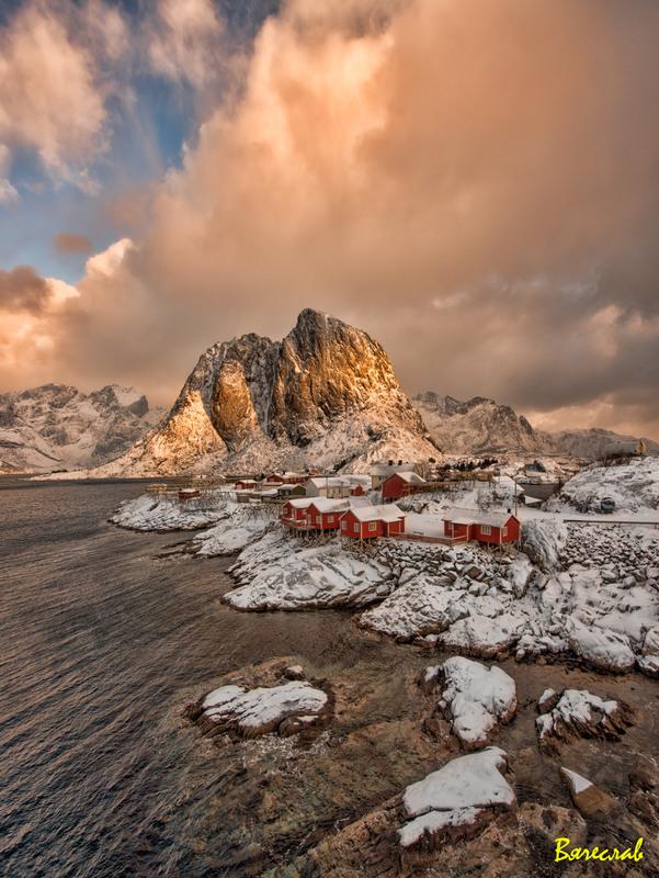 північний полудень, чи трохи снігу в цю спеку... Автор: Вячеслав