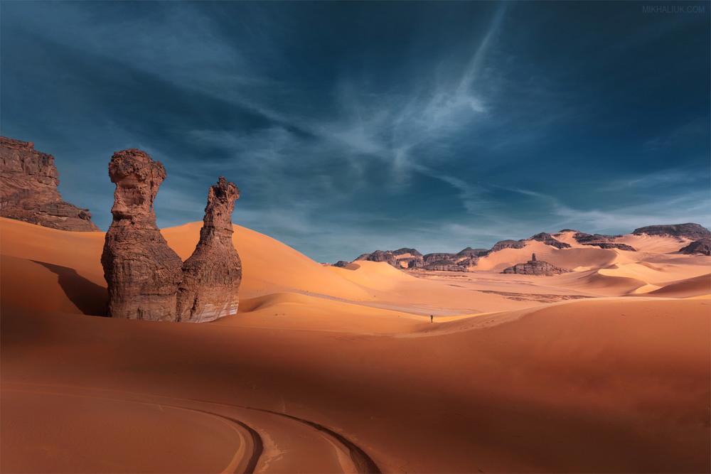 Sahara Desert * Автор: Михалюк Сергей