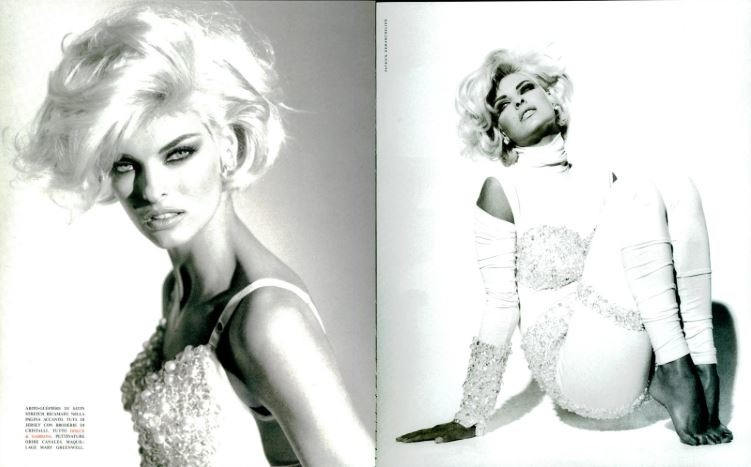 Happy Birthday, Linda Evangelista