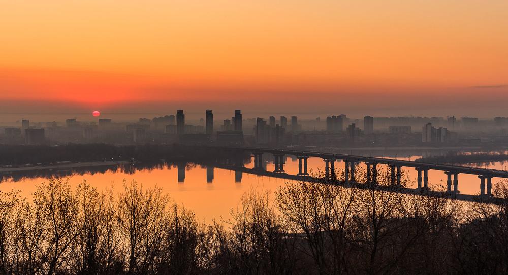 Доброго ранку, моя Україна. Автор: Андрій Косенко