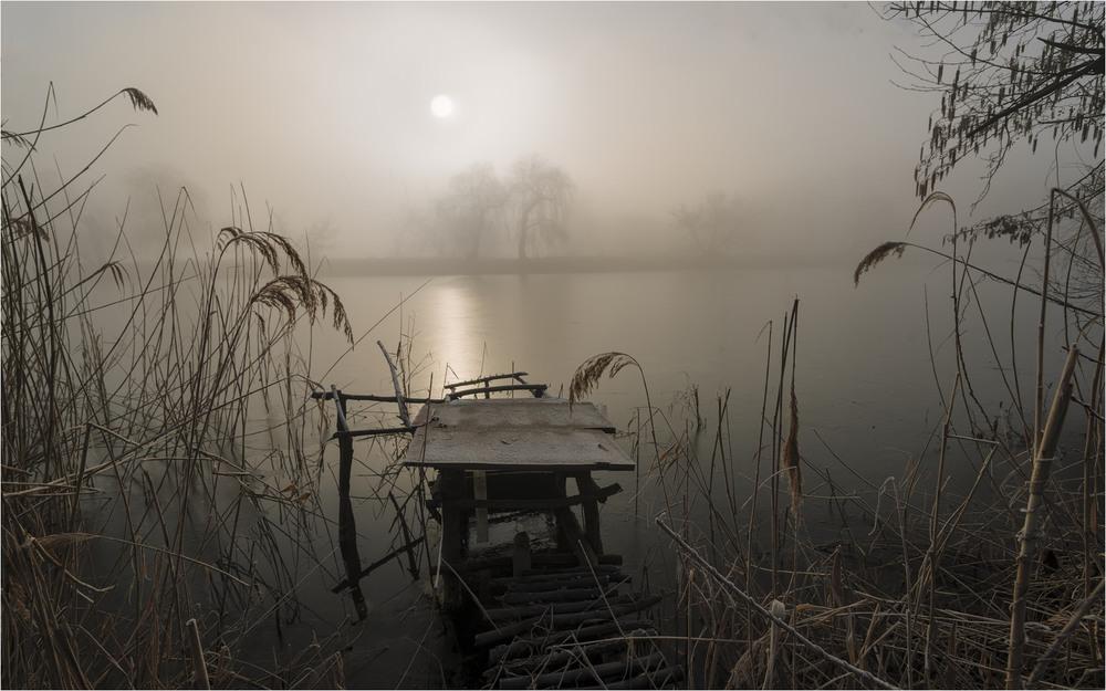 Утро на Журавлевке Автор: PIV