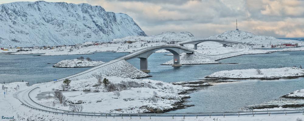 мости Атлантичної дороги... Автор: В'ячеслав
