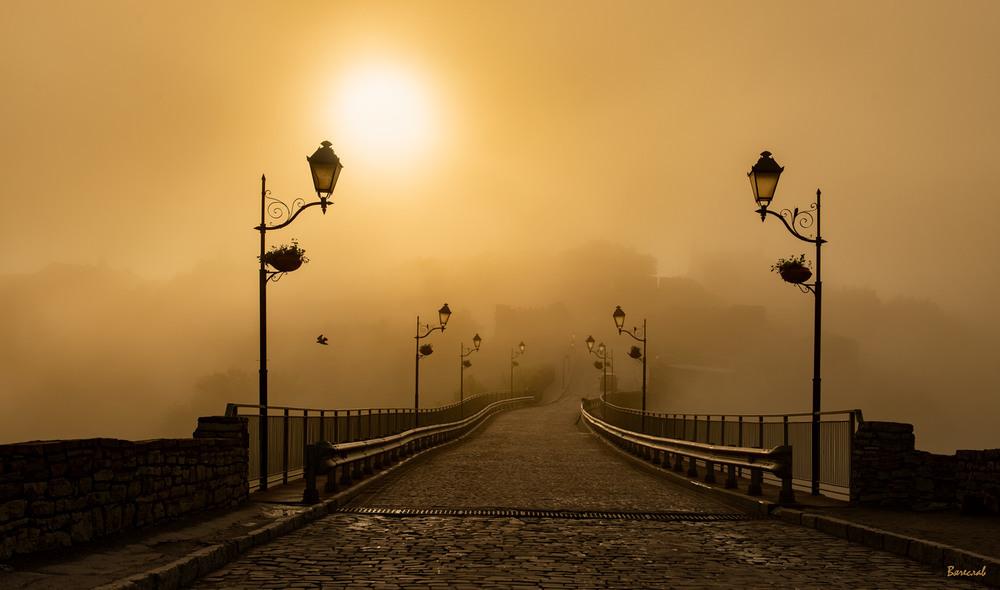 Ранковий сон старої фортеці Автор: В'ячеслав