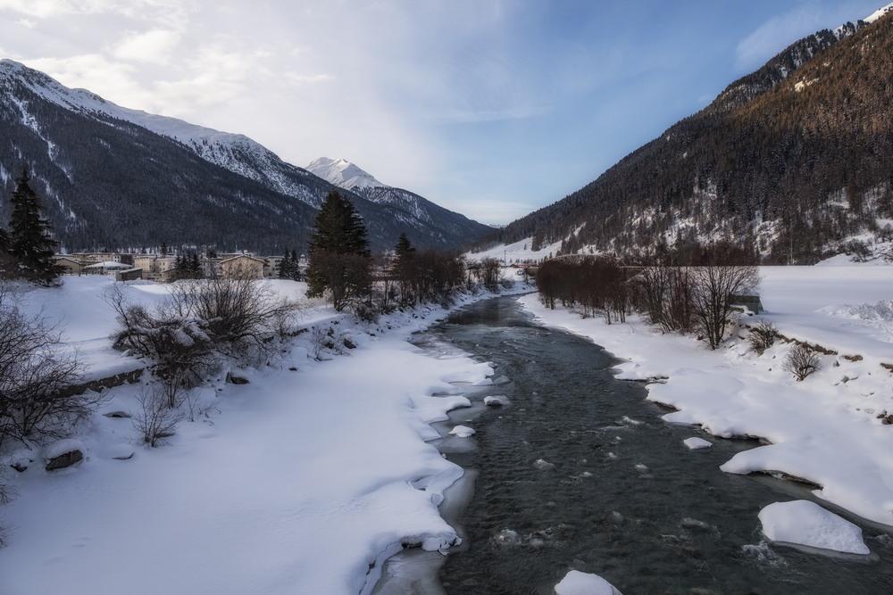 Цернец, река Инн Автор: Сергей Вовк