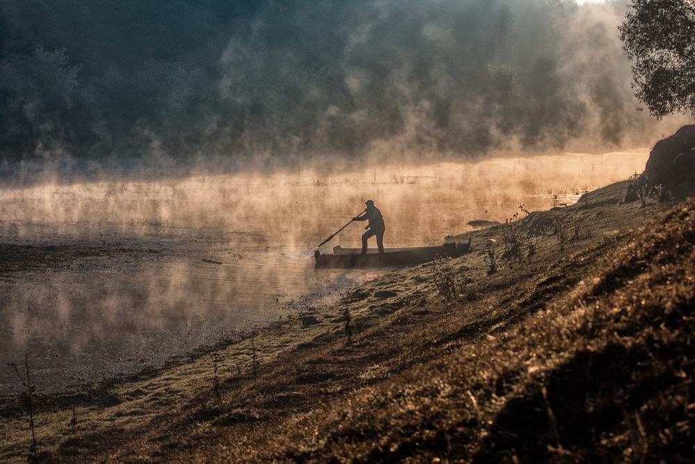 Іще про туман на Случі Автор: Александр Кондратюк/Сандродед