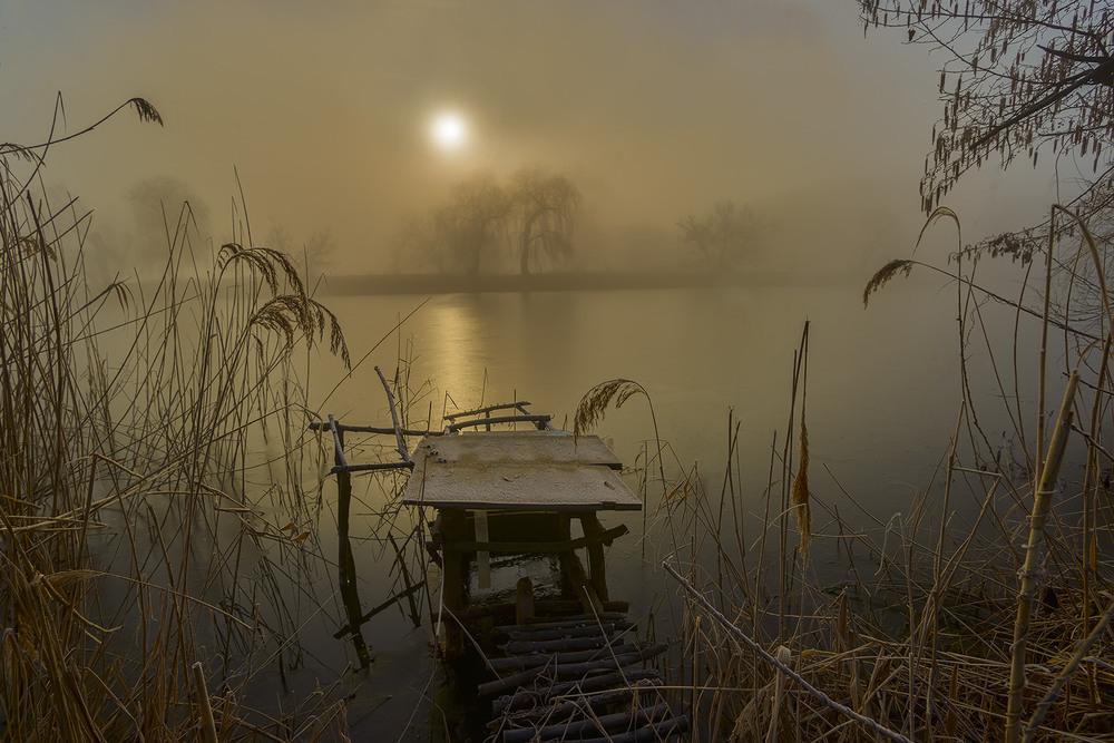 Утро на Журавлёвке Автор: Печников Игорь