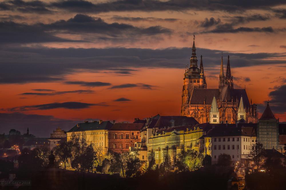 Zlatá Praha Автор: Ser Grey