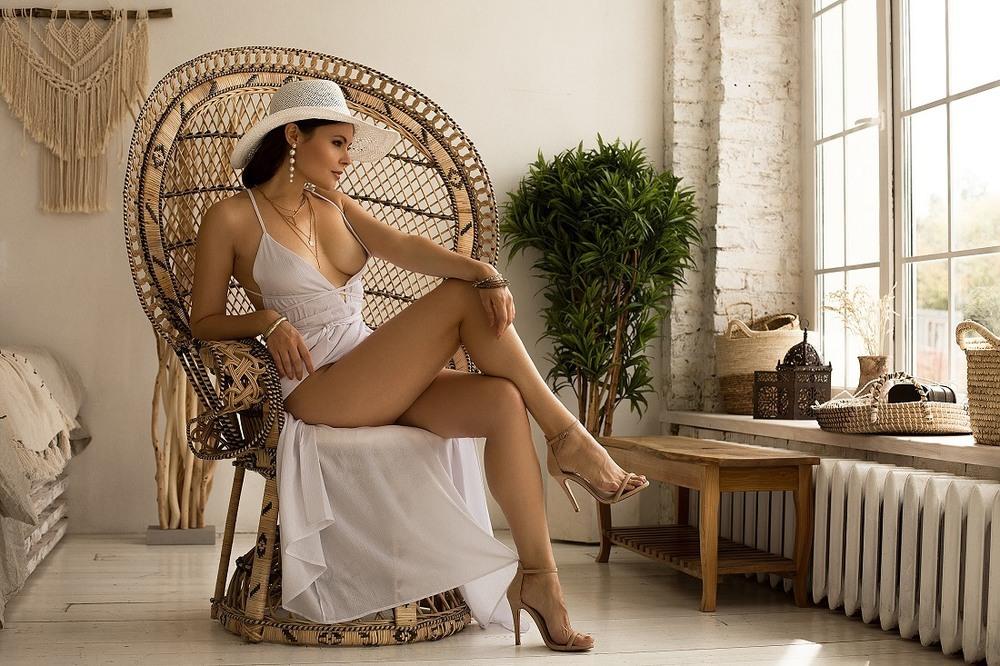 Lady in White Автор: Marisabel