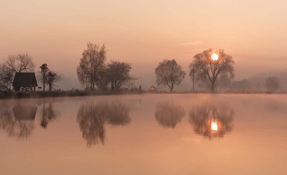 Заплуталося сонце. Автор: Андрій Косенко