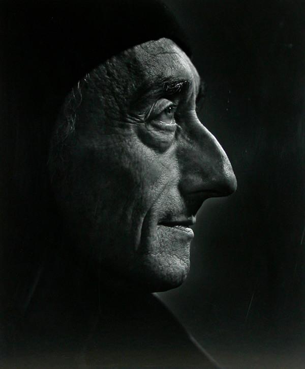Yousuf Karsh.