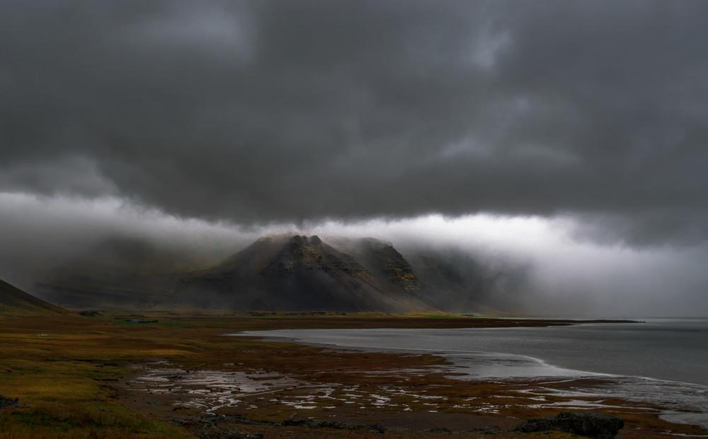 Непогода...Исландия! Автор: Александр Вивчарик