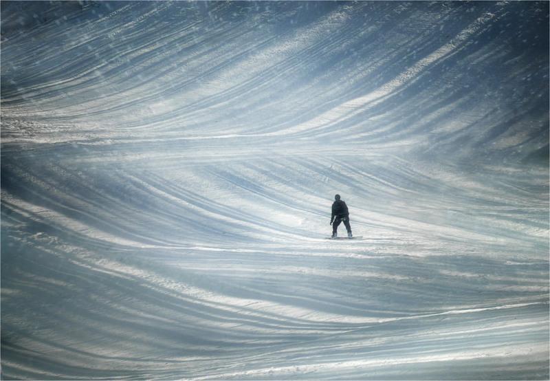 По облачным волнам теней Автор: HELLEN