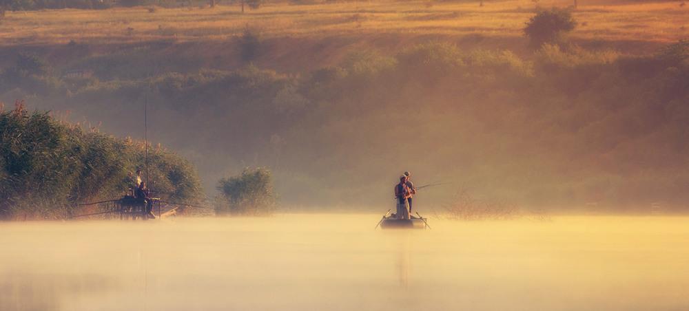 Риболовля Автор: Ігор Марценюк