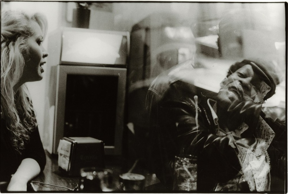 Полуночный пьяница с Leica M5