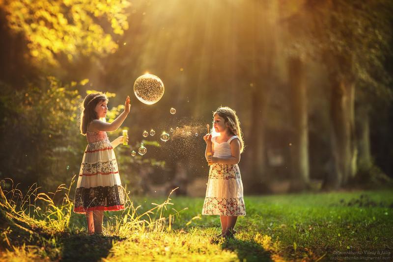 Sisters Автор: Запороженко Виталий и Юлия