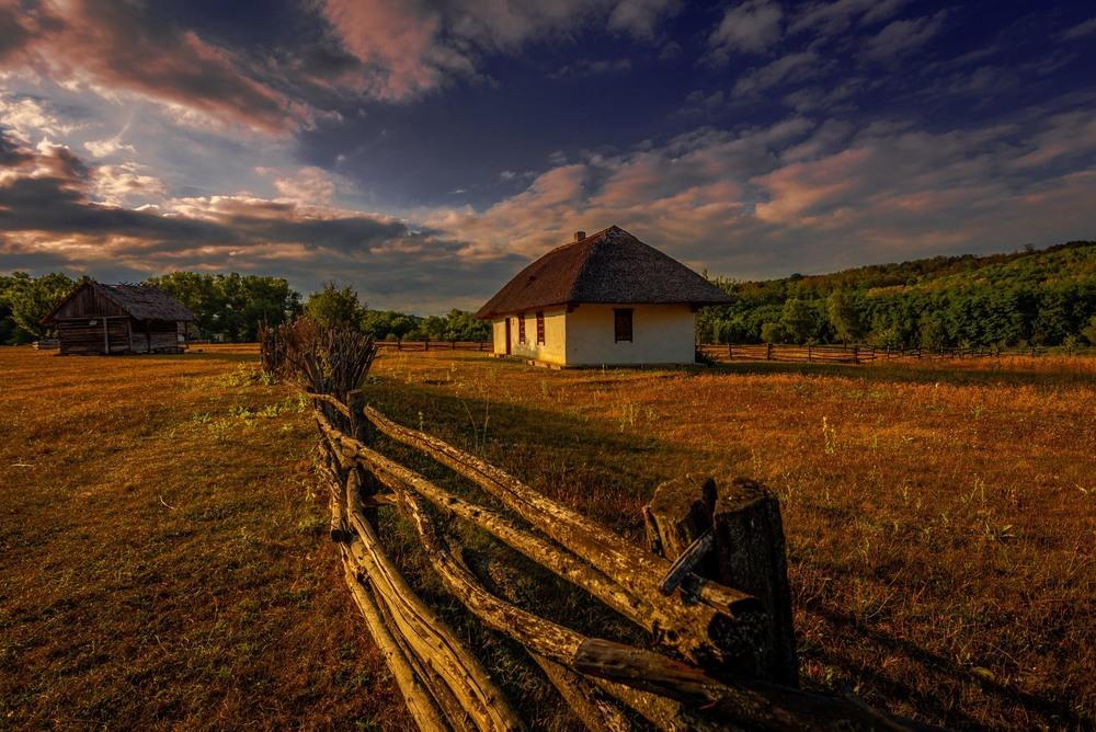 Моє село - частинка України, моє село - це неба голубінь... Автор: Ігор Солодовніков