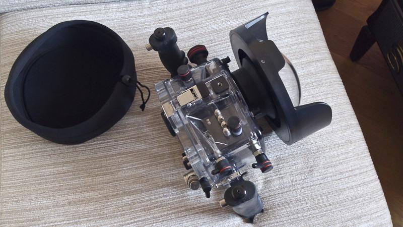 Подводный бокс Ikelite для Canon EOS 5DMarkII