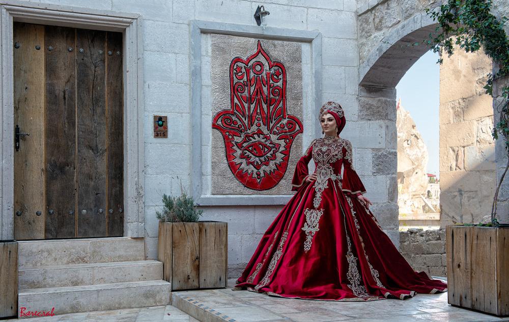 Турецька красуня Автор: Вячеслав