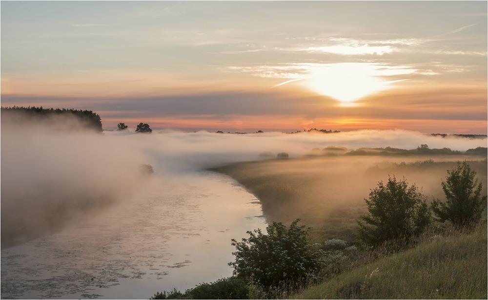 Молочні ріки... Автор: Farernik