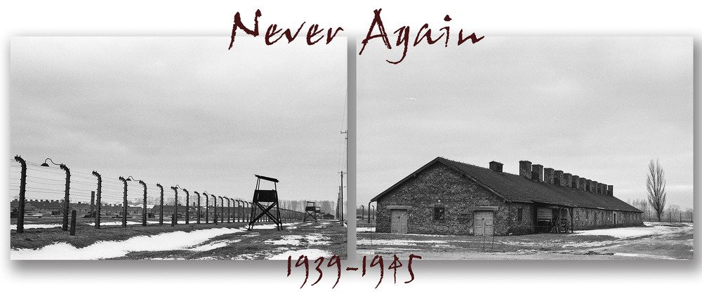 «Never Again 1939—1945»