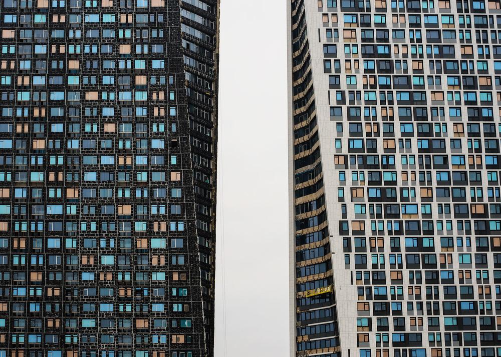 Urban development of the city