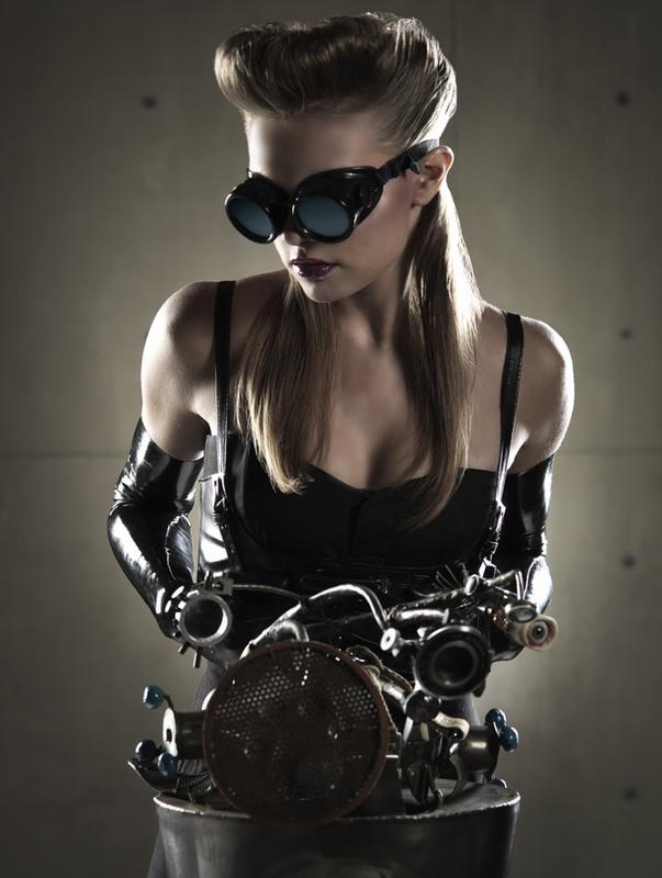 "17 ""Steampunk - New Order..."""