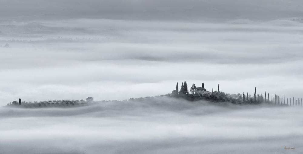Білі тумани Тоскани Автор: В'ячеслав