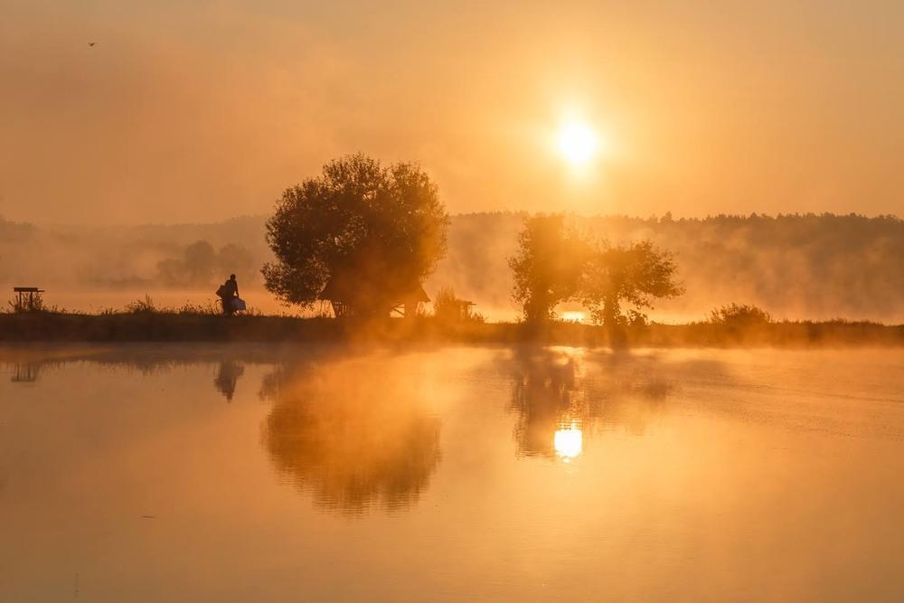Сонячна риболовля Автор: Андрій Косенко