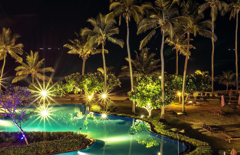 9. Хороших готелів не так і багато. Коштуюють вони не дорого, тому Шрі Ланка не погане місце для бюджетного туриста.