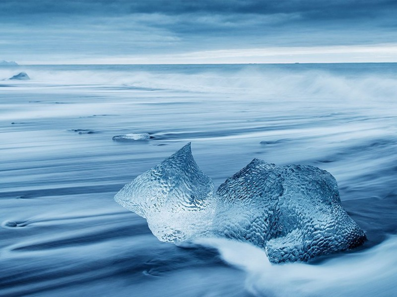 28 Снимок сделан на Юго-Востоке Исландии. Автор - Феликс Инден.