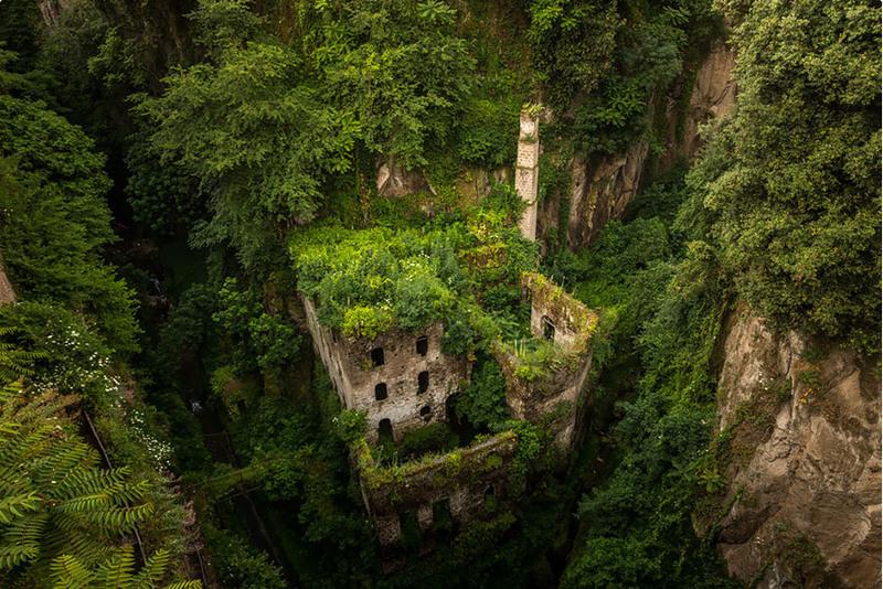8 Старая мельница, Италия. Источник: Jason Wallace.