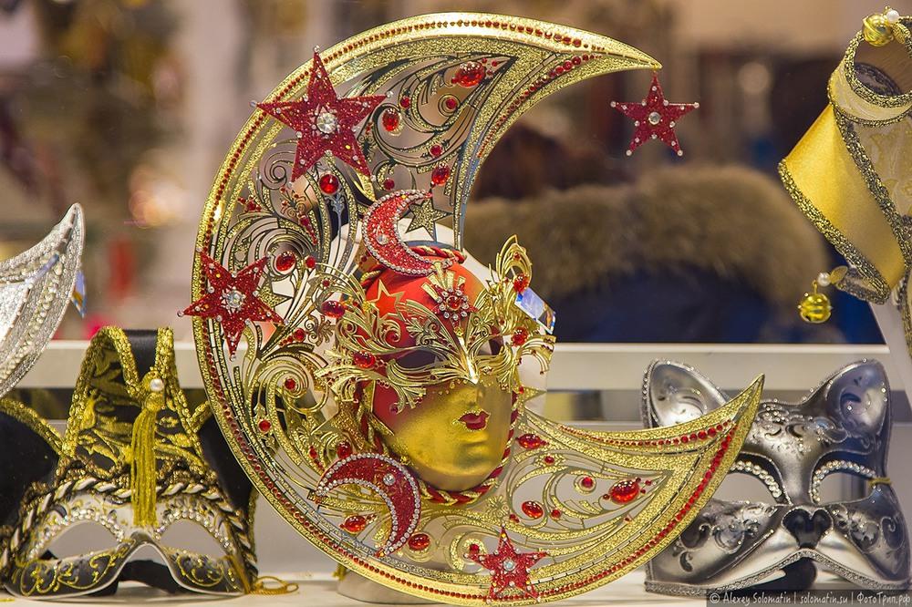 4 Сейчас маски пользуются большим спросом у туристов. Появляются новые формы и образы.