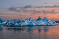 Jokulsarlon Glacier Lagoon Автор: Сергей Вовк
